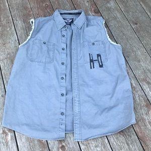 Harley-Davidson men's vest. Size XL
